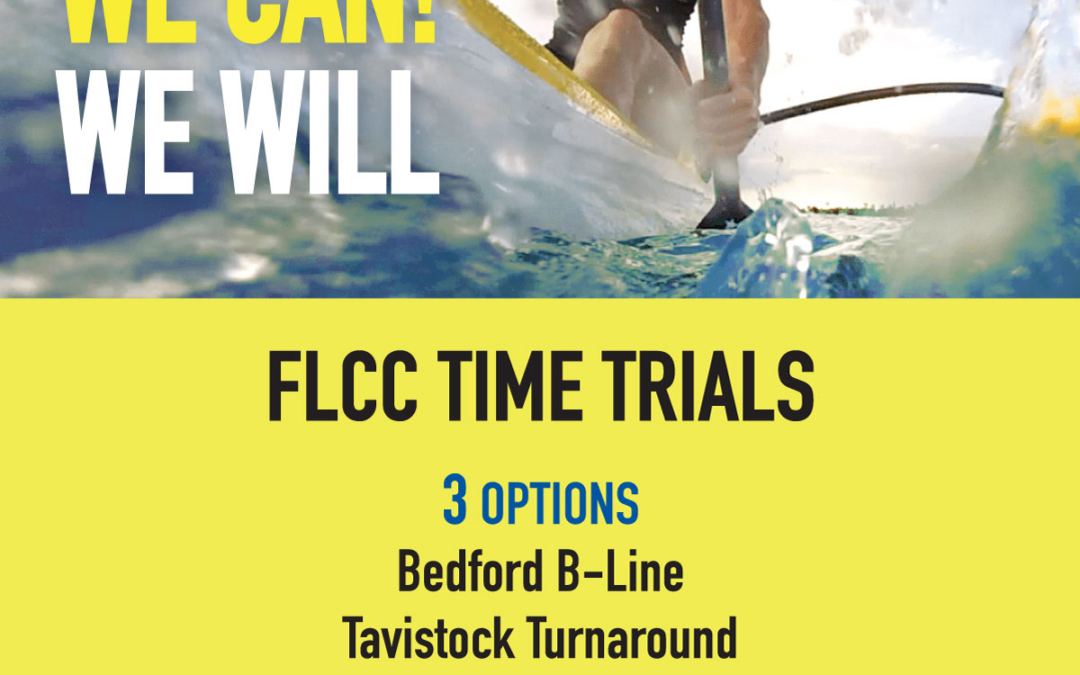 Come join us, Nov.21st for oc1 Time trials..email your oc rep if interested !